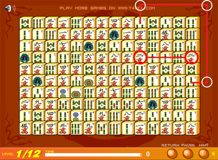 mahjong connect 2 the dragon